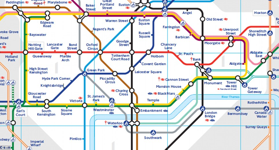 map tube
