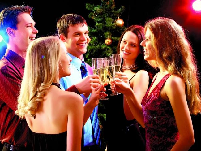 Места для встречи нового года
