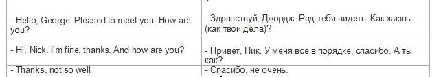 Диалог 1