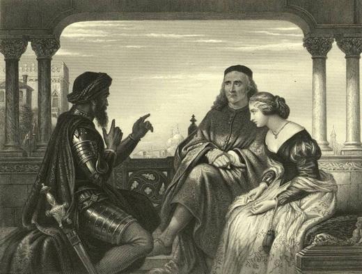 Отелло Шекспир, театр