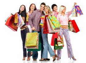Диалог на тему  Покупки на английском языке