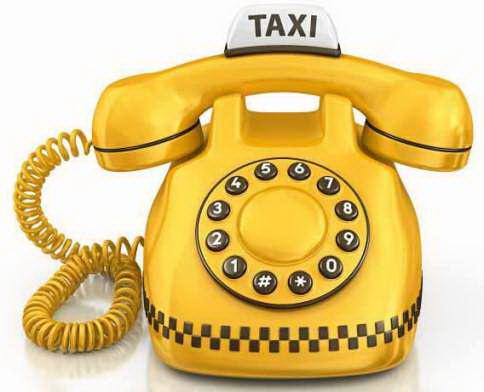 Вызвать такси по-английски