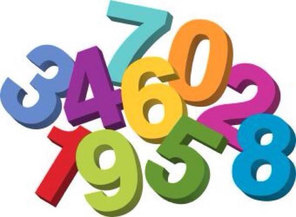 числа