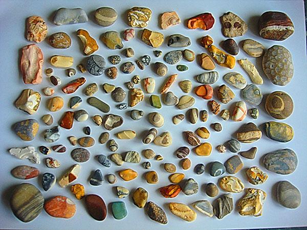 коллекционирование камней