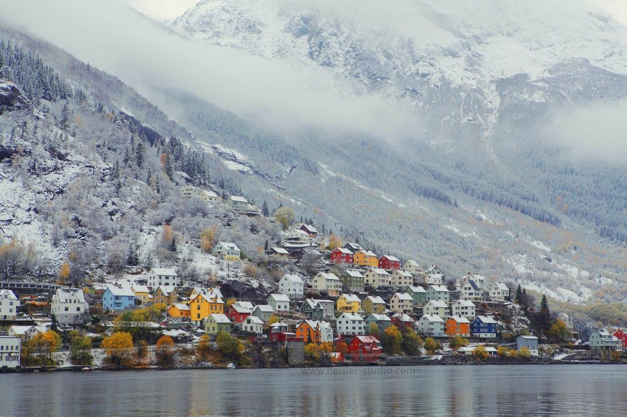 скандинавские города