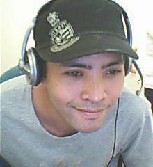 Joe - носитель английского языка в скайпе