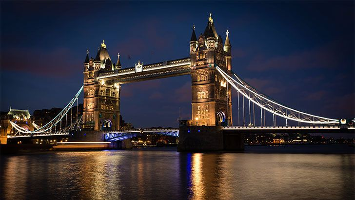 Доклад про тауэрский мост на английском 6593