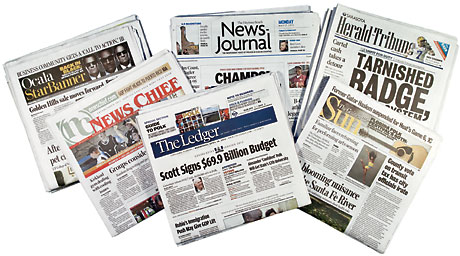 Newspapers in our life