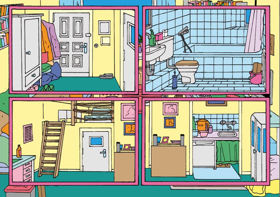 Картинки по теме дом квартира для детей