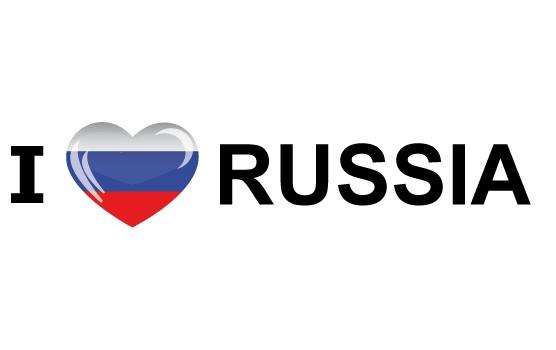 национальный символ россии на английском языке