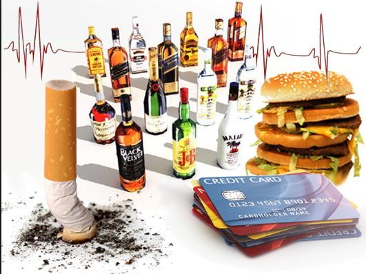 наркомания курение вредные привычки